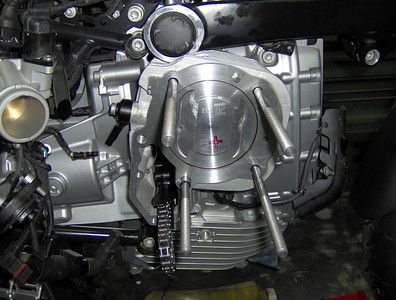Makke's R1200GS Engine Performance Modifications