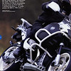 "Article Jan/Feb 2009: R1200GS-A ""PJ"" featuring the Panda Moto 89 BMW R1200GS ""PJ"" Adventure<br />  <a href=""http://www.pandamoto.fr"">http://www.pandamoto.fr</a>"