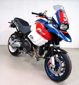 Panda Moto 89 BMW R1200GS SuperMoto (SuperMotard)   http://www.pandamoto.fr  More details here:   http://www.motorcycleinfo.co.uk/index.cfm?fa=contentGeneric.pzbpzozgmajbxjom&pageId=738718