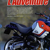 "Article June 2009: R1200GS-A Supremot featuring the Panda Moto 89 BMW R1200GS SuperMoto (SuperMotard) <br />  <a href=""http://www.pandamoto.fr"">http://www.pandamoto.fr</a>"