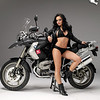R1200GS & Other BMW  Girls :-) : Bit 'sexist' of me?.............but bikes and 'babes' do go together well :-0             title=