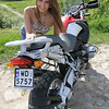 "R1200GS and another model, Justyna, 'found' on:<br />  <a href=""http://www.scigacz.pl"">http://www.scigacz.pl</a>"