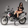 "More 2008 R1200GS girl / glamour model from:<br />  <a href=""http://www.scigacz.pl"">http://www.scigacz.pl</a>"