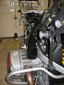 BMW R1200GS Wunderlich Performance Air Intake