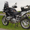 """Ton's (aka ECM) modified / customised 2004 BMW R1200GS <i>I like this bike and I like music, especialy Pink Floyd and their timeless album Dark Side of the Moon....""""</i> The full story of Ton's custom Pink Floyd R1200GS <b><a target=""""_blank"""" href=""""http://andyw-inuk.smugmug.com/Motorcycles/R1200GS-BMW-Motorcycle-Photo/R1200GS-Pink-Floyd-Special"""">HERE</a></b>"""