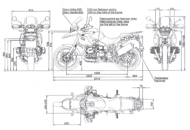 R1200GS Schematics Diagrams Other Info AndyWinuk