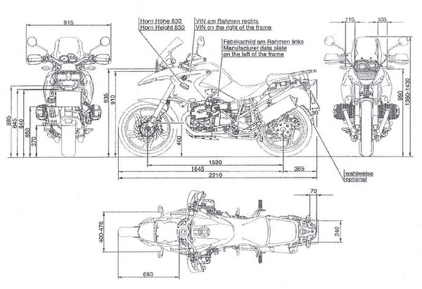 R1200GS Schematics, Diagrams & Other Info - AndyW-inukAndyW-inuk - SmugMug