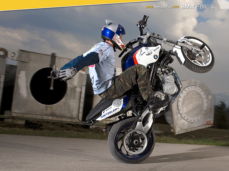 R1200GS Trackday & Stunt Photos - AndyW-inuk