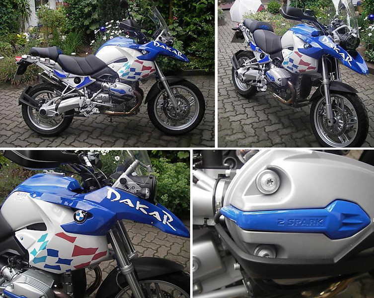 R1200gs And Hp2 Motorcycles Andyw Inuk