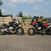 His and Hers GSA's! Danny (RUSOR) and Chris's 2008 BMW R1200GS Adventures