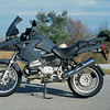 "2004 - prototype BMW R1200GS motorcycle<br />  <a href=""http://www.press.bmwgroup.com/"">http://www.press.bmwgroup.com/</a>"