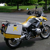 """Jim Daniels' (JD) 2005 R1200GS - ckeck out Jim's webpages to find out about the Micatech panniers, Rich's Custom Seats seat and other modifications:<br />  <a href=""""http://jdsroad.com/tag/ride-west-bmw/"""">http://jdsroad.com/tag/ride-west-bmw/</a>"""