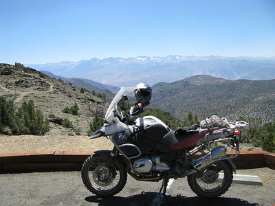 "Photo by ADVRider Brice ""longtallsally"" - R1200GS Adventure White Mountain California Brice has a large photo collection here:  http://longtallsallygs.smugmug.com/"