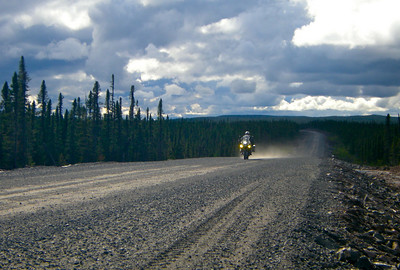 Trans-Labrador Highway: Gary has an extensive collection of photos of his travels here:  http://gary5410.smugmug.com/Motorcycles