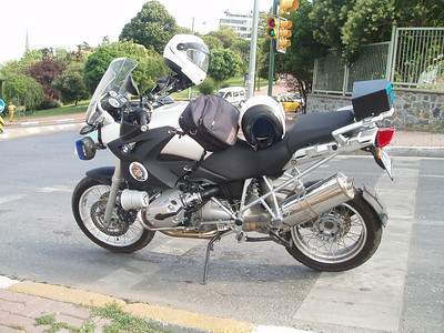 Turkish Police R1200GS - R1200GS-P Istanbul, Turkey
