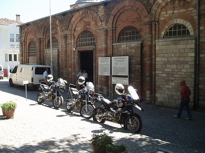 Turkish Police R1200GS and R1150GS - R1200GS-P and R1150GS-P Istanbul, Turkey