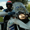 R1200GS's At Work : BMW R1200GS motorcycles on the road in an 'official' capacity             title=
