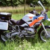 Dutch Police BMW R1200GS Motorcycle