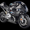 "The 2008 Canjamoto BMW R1200S Scorpion  - a 160 horsepower turbo version will be available in 2008. This ""soon to be in production"" concept motorcycle will be displayed for the first time in Ontario at the Ontario BMW motorrad Dealers Group display in Hall 3 at the SUPERSHOW 2008. Called the 'Scorpion', this BMW-based prototype has been designed and built by Richard Minott and his crew from Canjamoto. More info:<br />  <a href=""http://www.canjamoto.com"">http://www.canjamoto.com</a>"