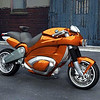 WEIRD! :-) BMW concept bike