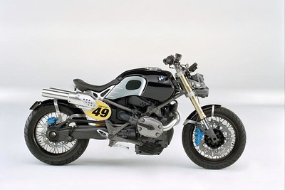 BMW Lo Rider 1200 boxer engined concept motorcycle - see first image for more info
