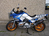 """Dutch BMW R1200GS with Wunderlich Jararaca body panels and other parts - custom paint by MotoPaint (Ridderkirk near Rotterdam) <a href=""""http://www.motopaint.nl/"""">http://www.motopaint.nl/</a>"""