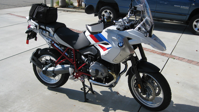 2012 R1200GS Rally. 1/26/12 (Bought on 1/21)