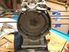 motor rear flywheel