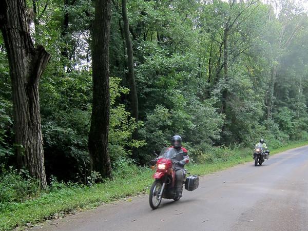 RIDE Adventures TWT ride