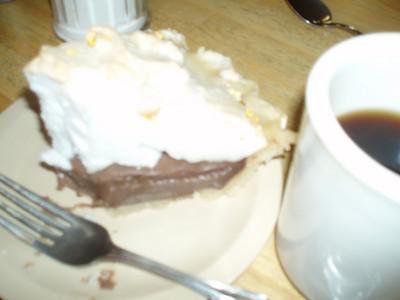 2/23/2009 KOTT'S CAFE, ANDERSON, TEXAS