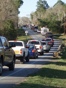 Traffic on FM149