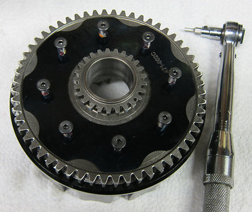 Clutch Basket Replacement