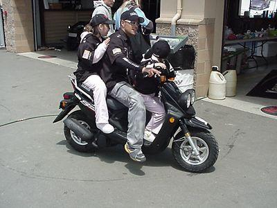 Sears Point AMA racing - May 2003