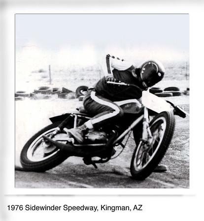 Mark's Racing History Photos