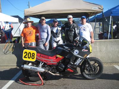 2008 EX250 Endurance