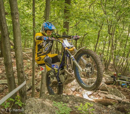 AMA Trials, Rausch Creek 2014