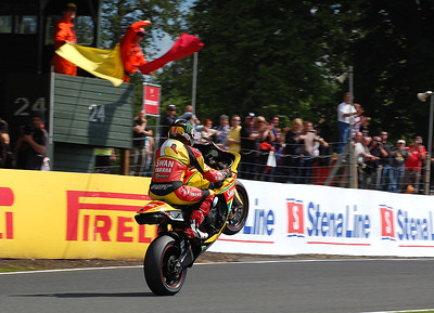 Tommy Hill Victory race 1