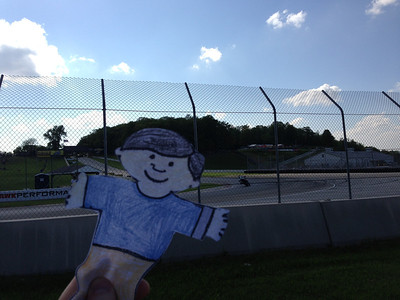 Stanley in turn 5