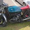BMW Cafe Racer Northwich Thundersprint 2012