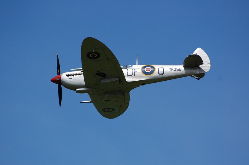 Spitfire Northwich Thundersprint 2012