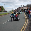 Sidecars Northwich Thundersprint 2012