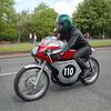 Bultaco 110 Northwich Thundersprint 2012