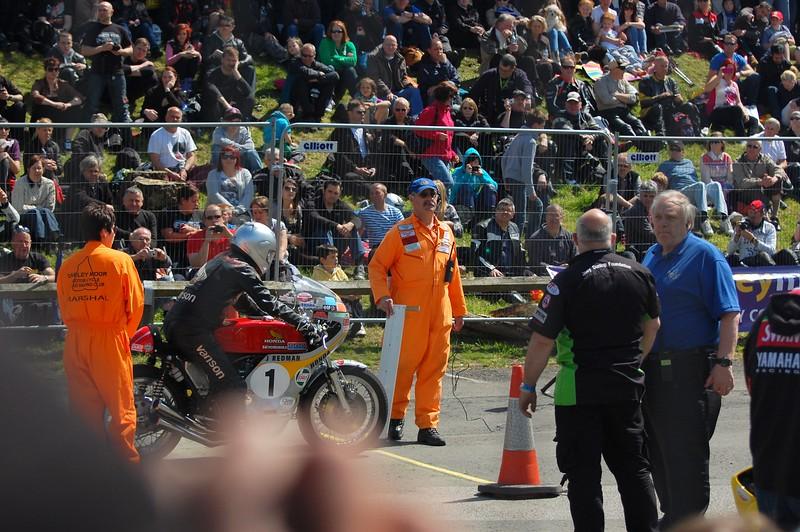 Jim Redman Northwich Thundersprint 2012