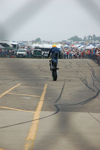 AMA Vintage Motorcycle Days Mid-Ohio July 2006