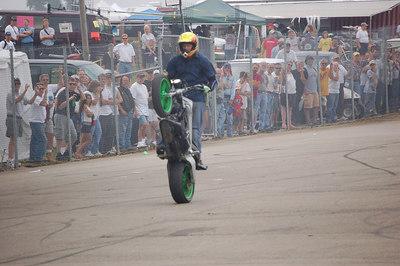 AMA Vintage Motorcycle Days Mid-Ohio July 2006