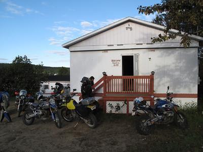 Raid du Gaspésien 2011