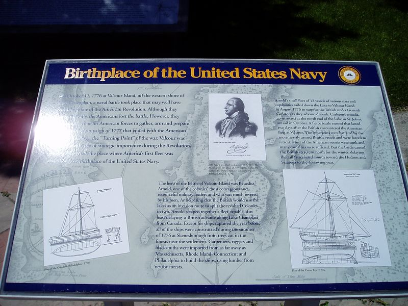 Birthplace of the Navy bonus