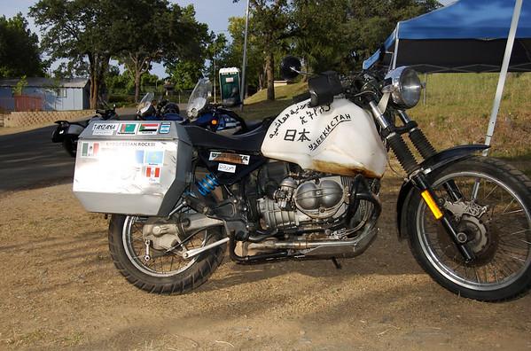 2007 49er rally