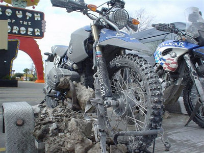 2007 Sandblast Rally