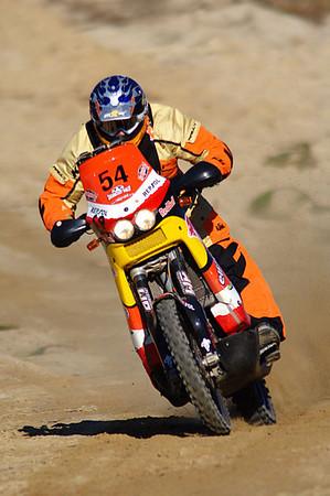 2008 Sandblast Rally